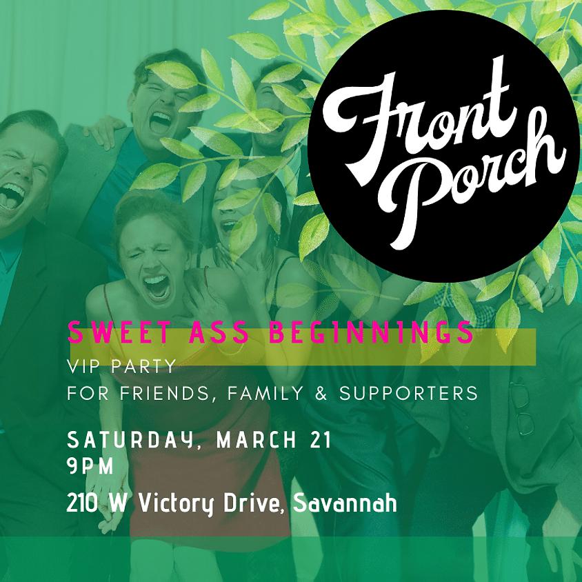 Front Porch Improv: VIP Event   Saturday @ 9pm