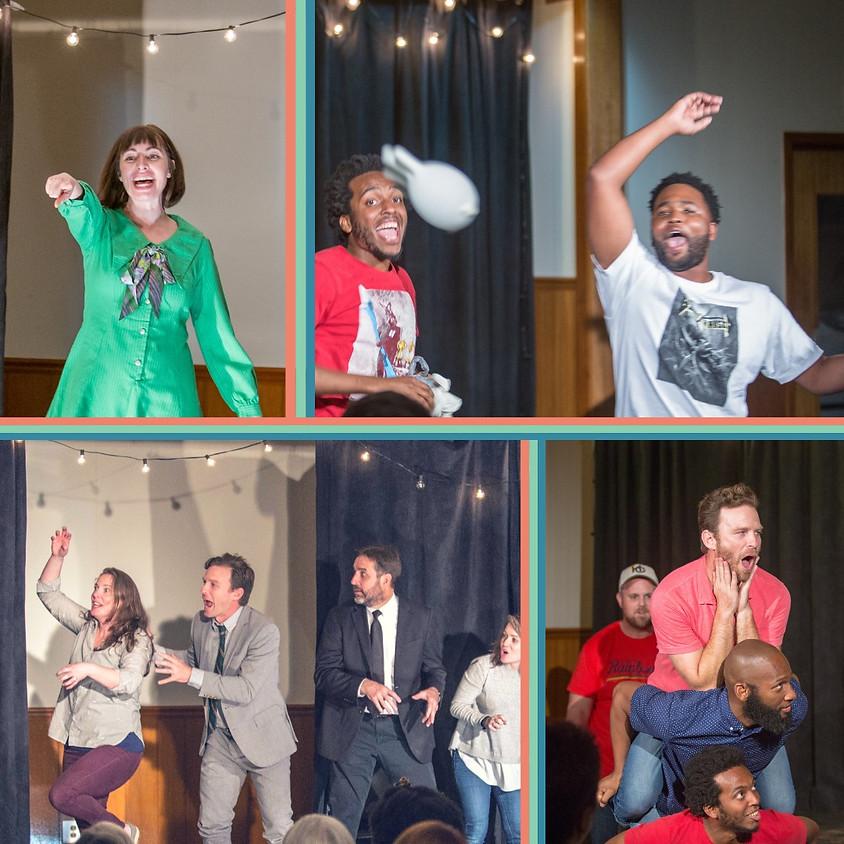 SAV Comedy Fest | Thurs @ 10pm
