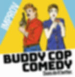 Comedians at a show in Savannah, GA