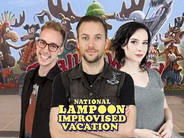 National Lampoon Improvised Vacation