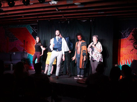 You already have improv experience and want to perform with us