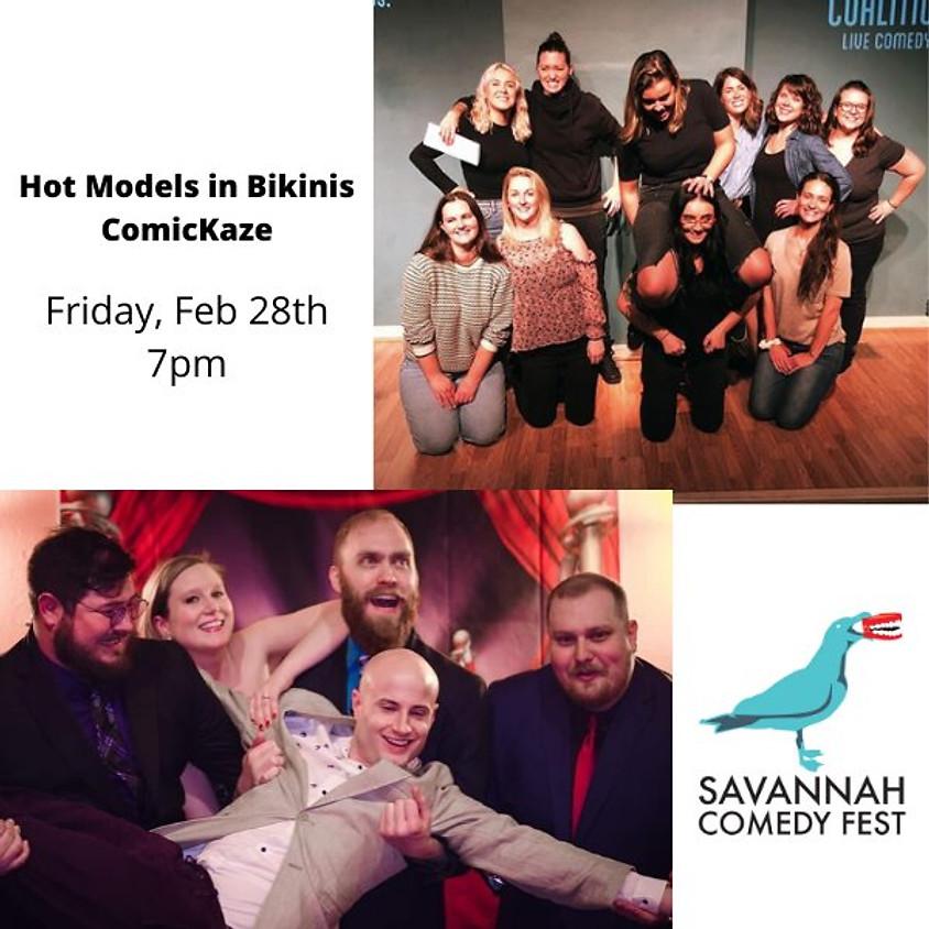 SAV Comedy Fest -  Friday @ 10pm