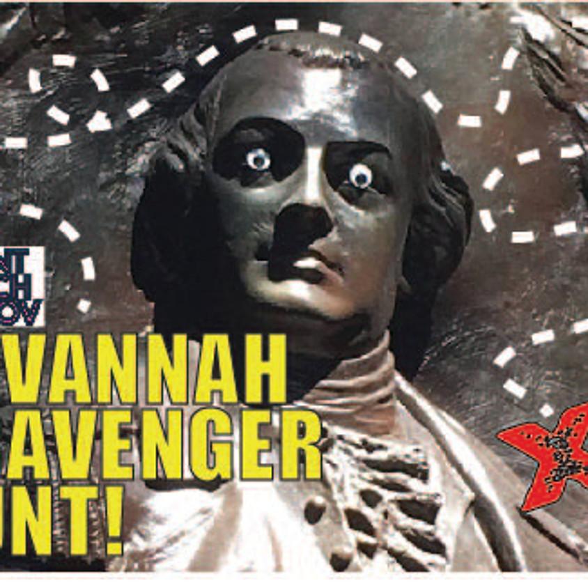 Savannah Scavenger Hunt - Saturday Afternoon