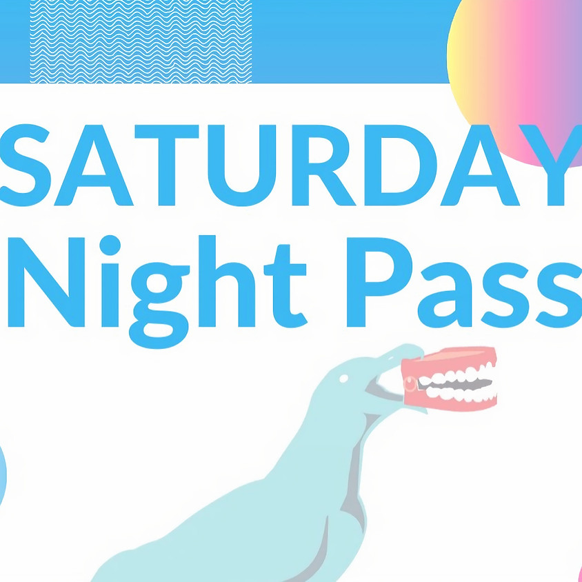 Savannah Comedy Fest - Saturday Night Pass