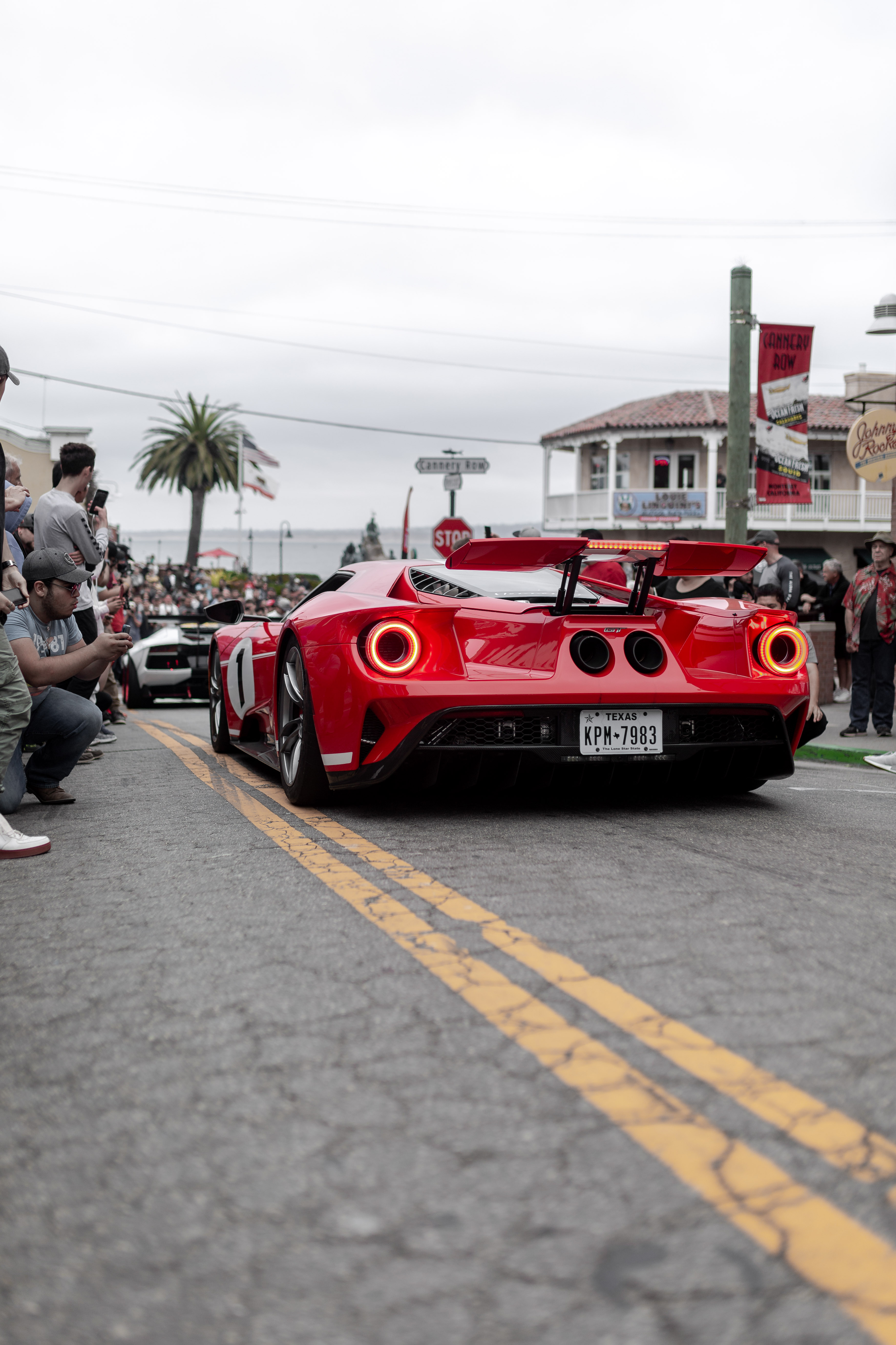 Monterey Car Week 2018
