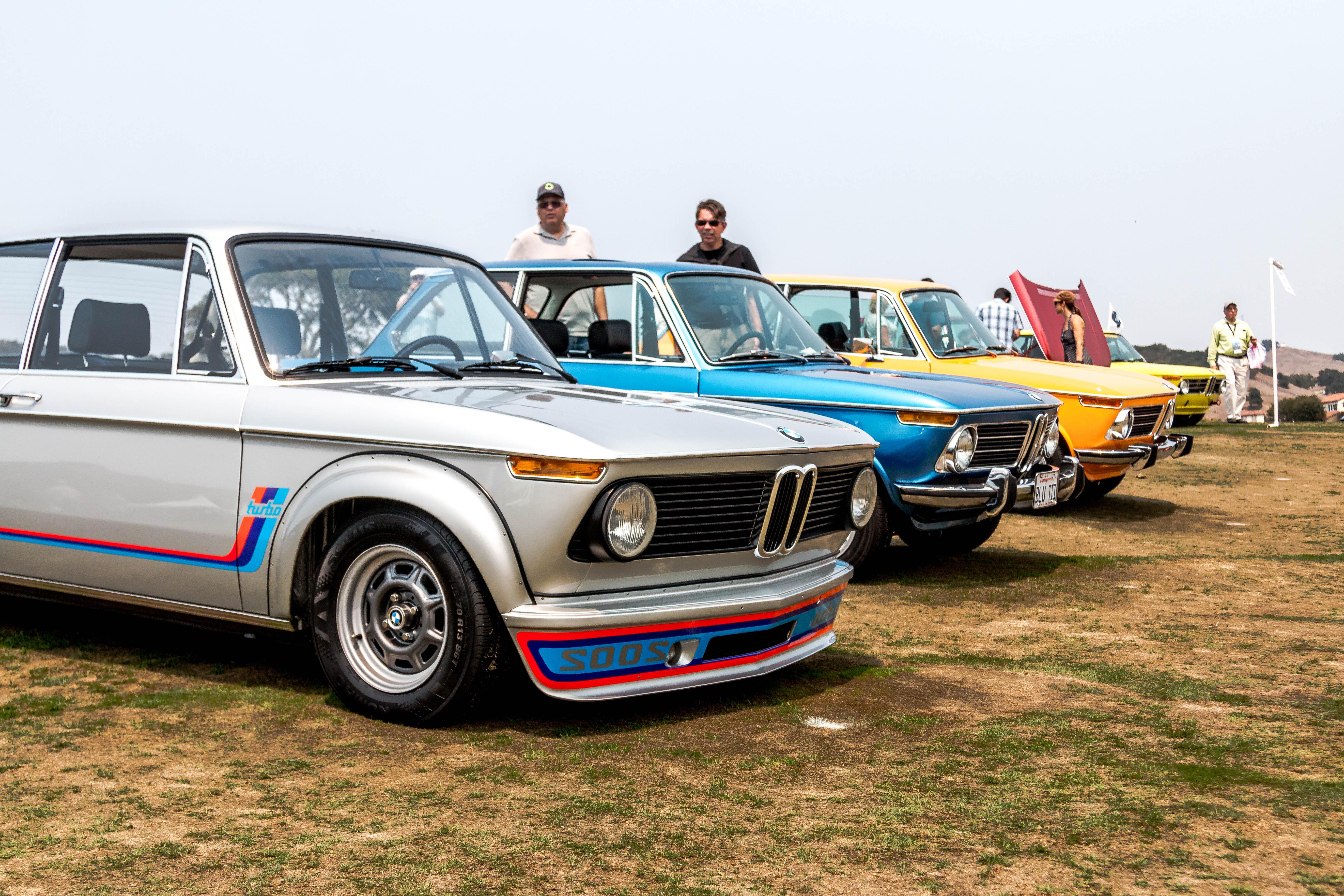 2002 Turbo's