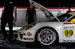 Porsche GT3 Cup, Sonoma 2017