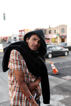 Oakland CA, Homeless Project