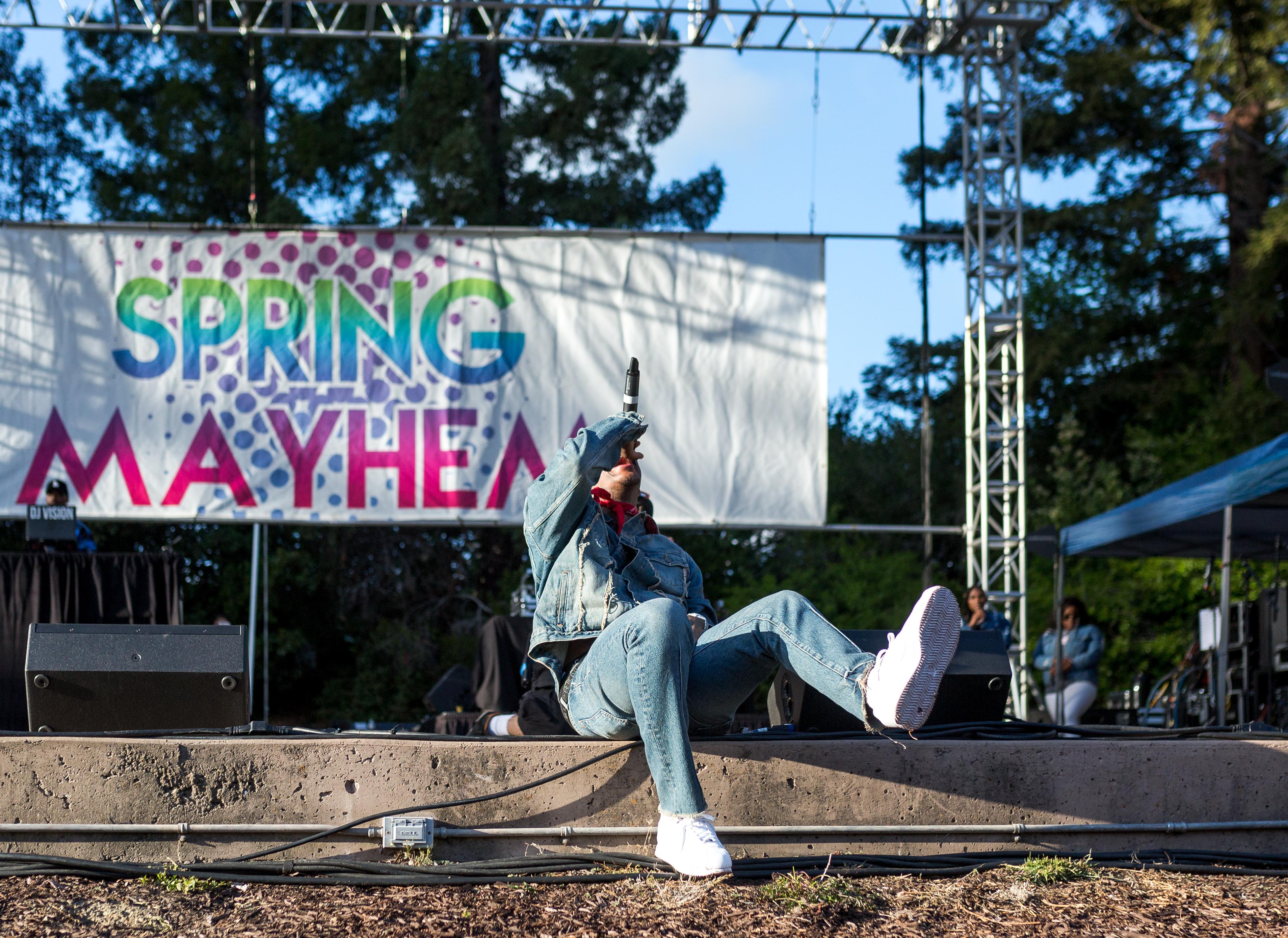 YG, Spring Mayhem 2018