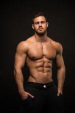 Muscled male model in studio.jpg