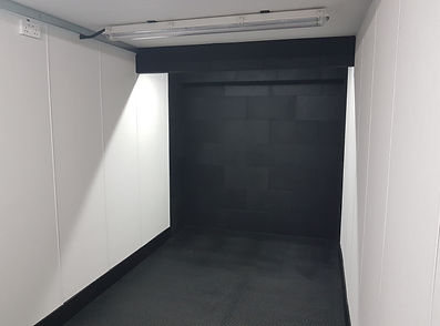 ECC Container Range