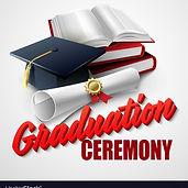 graduation-ceremony-book-hat-and-certifi