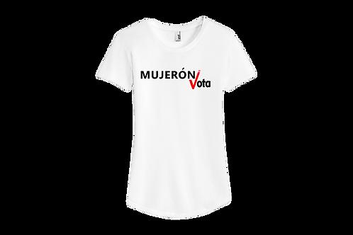 MUJERÓN Vota Tee