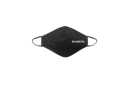 Mujerón Eco Performance Face Mask