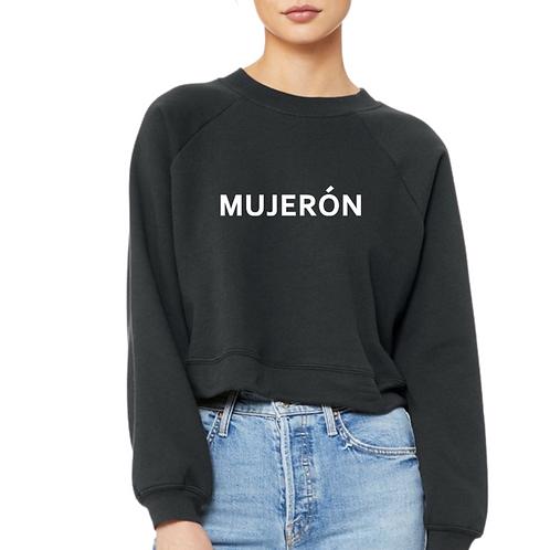 MUJERÓN Pullover Fleece