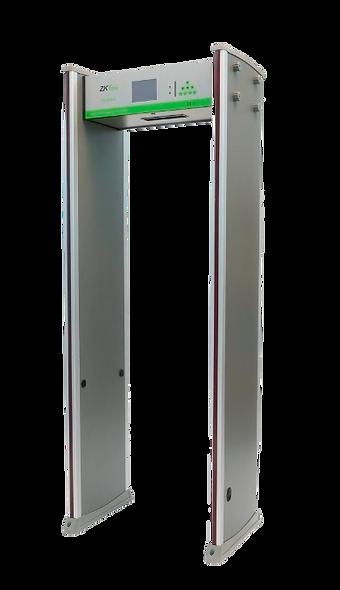 Detector de Metales con Detección de Temperatura