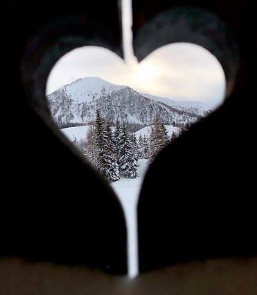 Ein Herz für unsere Postalm