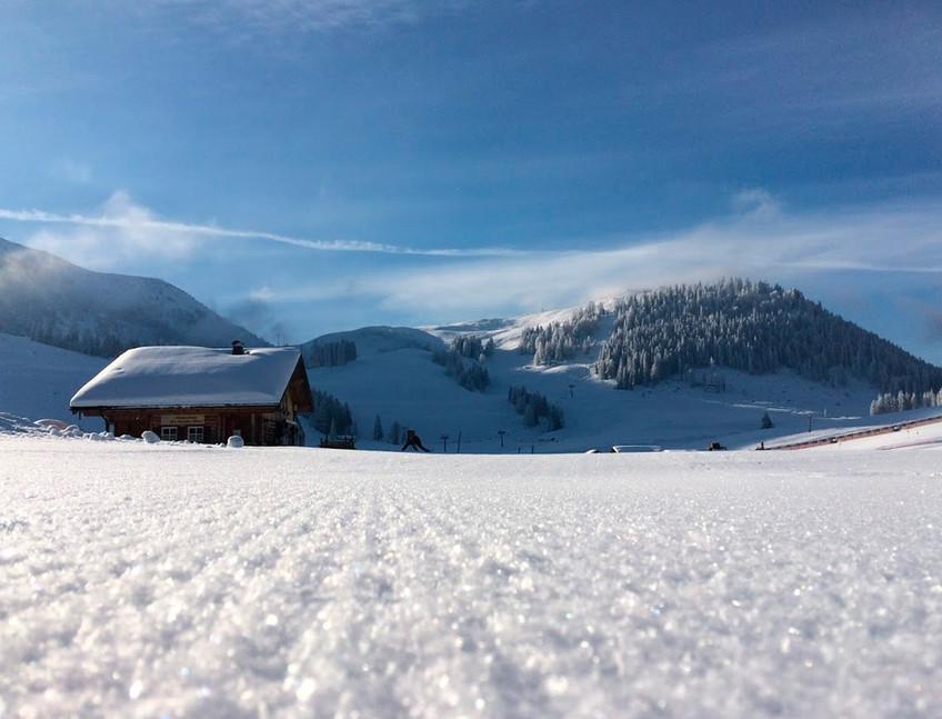 Postalm - Aufbruch in den Winter