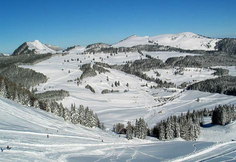 Die Postalm - unser Skigebiet
