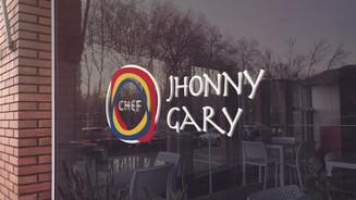 Jhonny Gary   Rebranding