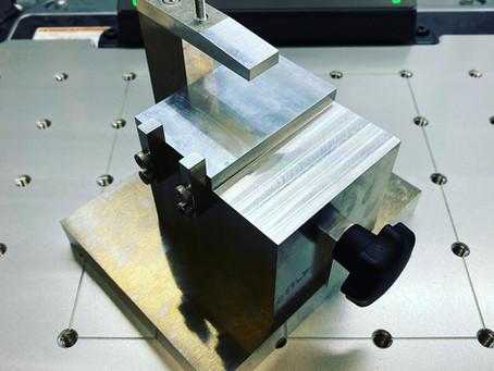 フライス、三次元測定機導入