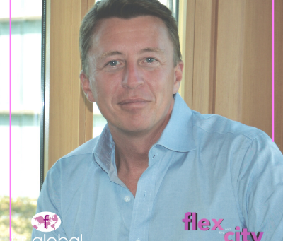 FLEX AND THE CITY Episode 19 with Steve Bernat: Why Passion and Purpose are part of the Revolution
