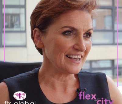 FLEX AND THE CITY Episode 17 With Yvonne Connelly - Importance of Connection in engaging employees