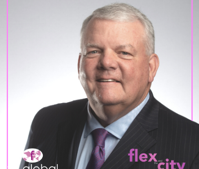 FLEX AND THE CITY Episode 18: Leadership Wisdom and bringing true diversity into financial services.