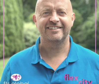 FLEX AND THE CITY Episode 16 What Industrial Era 4 will mean to Financial Services with Martyn Cuff.