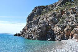 Lissos Beach