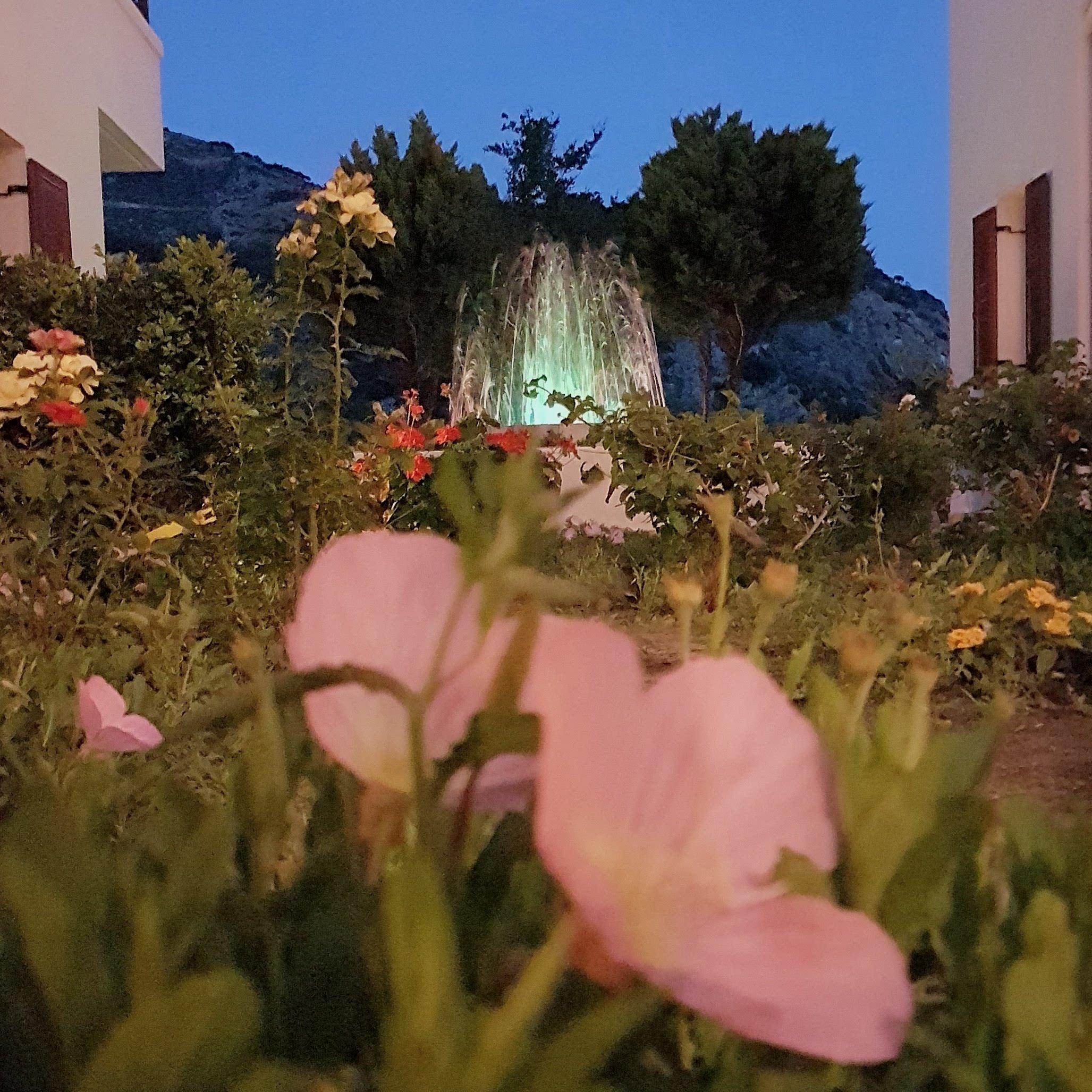 Syia Fountain