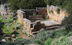 Lissos Temple
