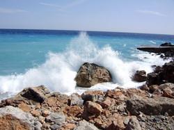 Sougia Waves