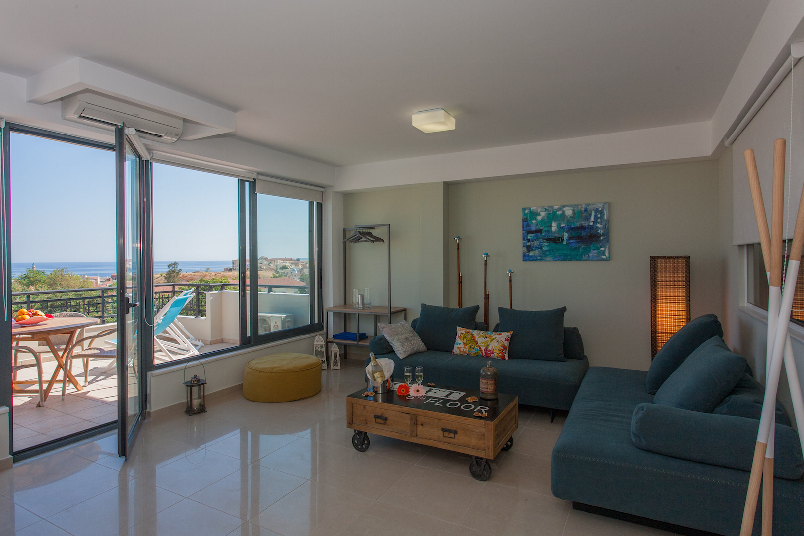 Stefan's City Loft in Chania Crete