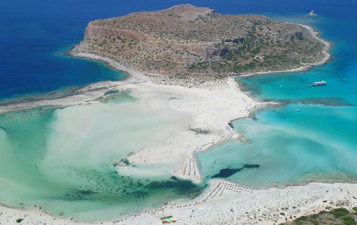 Limit to the number of visitor in Elafonisi & Balos