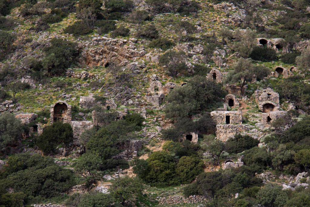 Lissos nearby Sougia
