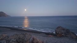 Sougia Full Moon
