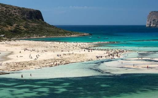 Crete, third best destination in the world for 2017