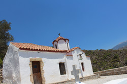 Agia Irini Church in Sougia