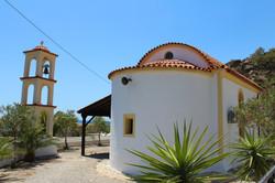 The Basilica A at Sougia