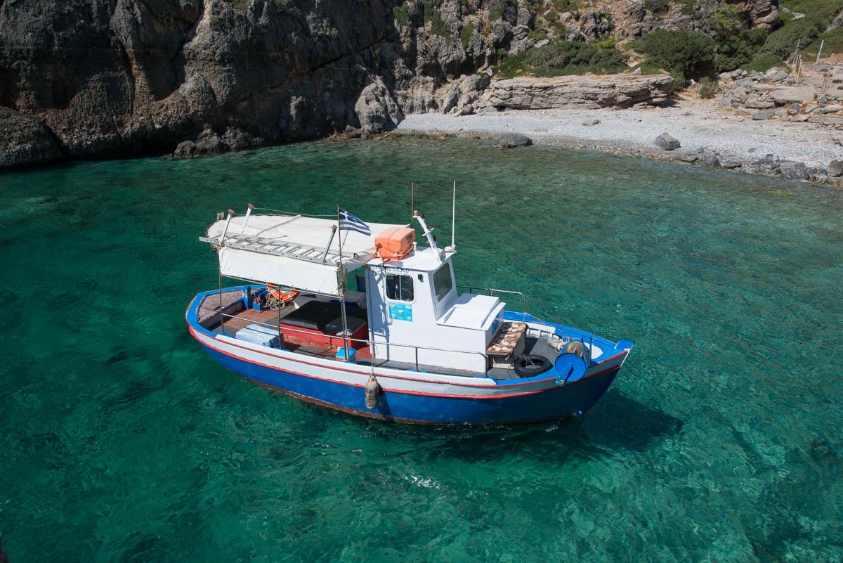 Cruises Yannis in Sougia