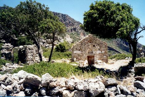Lissos Church