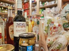 Vittorakis Traditional Grocery Store in Rodovani