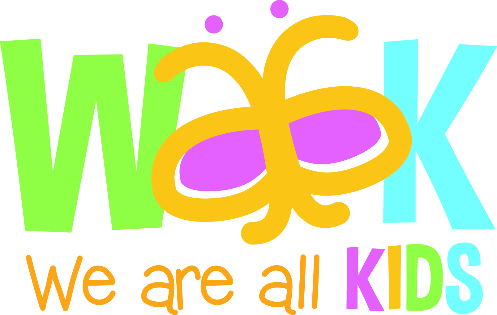 Logo We Are All Kids HD