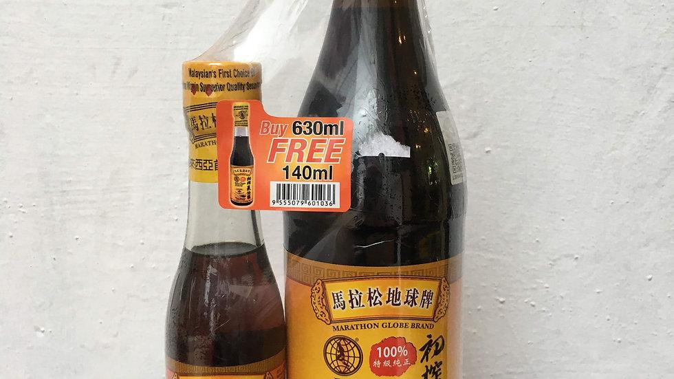 Extra Virgin Sesame Oil 刘锡丰初榨麻油