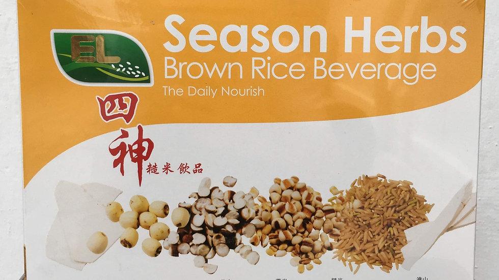 EL Season Herbs Brown Rice 四神