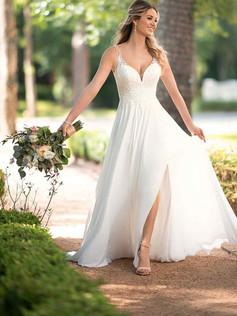 Stella York Beach Wedding Dress