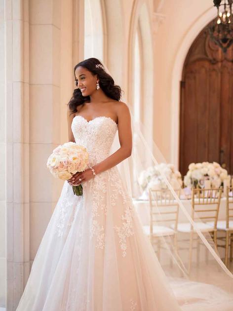 Stella York Ballgown Wedding Dress