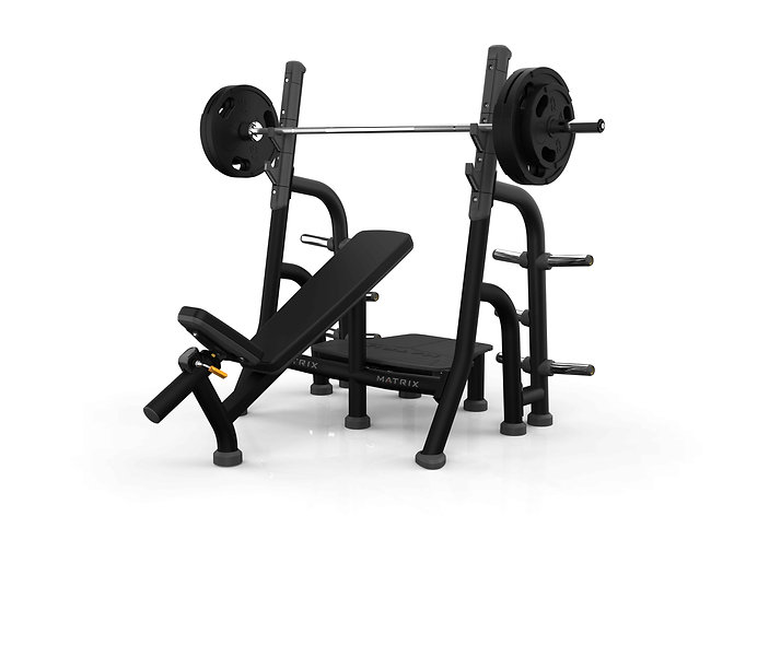 Magnum Olympic Incline Bench