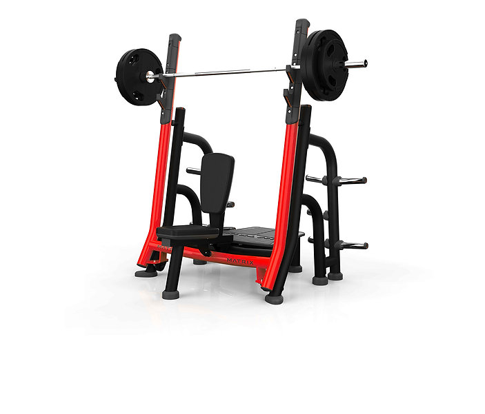 Magnum Breaker Olympic Shoulder Bench
